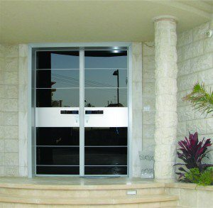 דלת כניסה יהלום