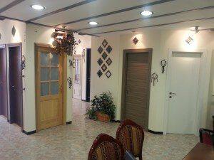 דלתות לחדרי הבית
