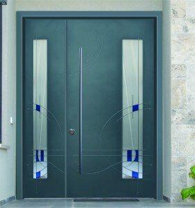 דלת כניסהמעוצבת