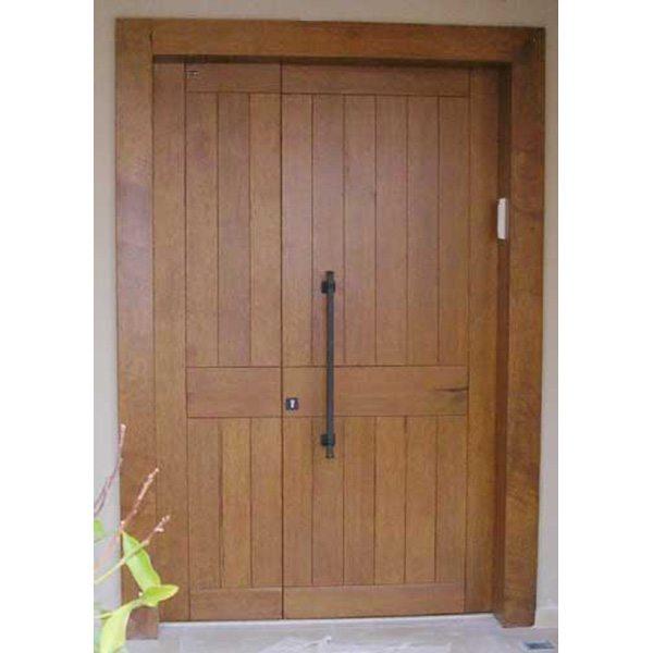 דלת כניסה מייפל טבעי