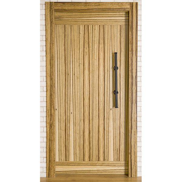 דלת כניסה אגוז אורך