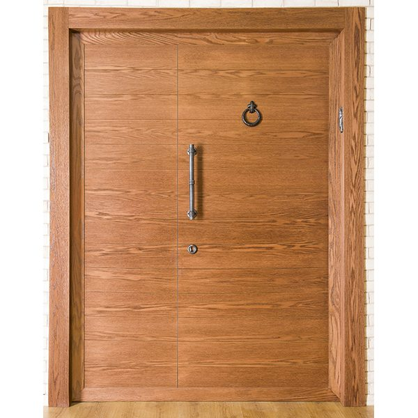 דלת כניסה אלון