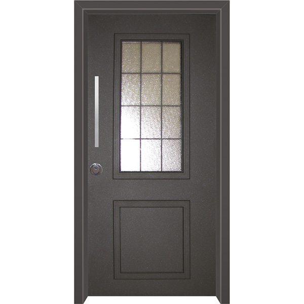 דלת כניסה פנורמי